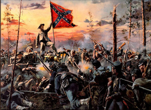 The Civil War's bloody road to Lee's surrender